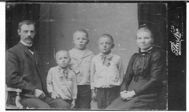 Theodor-Maren-børn